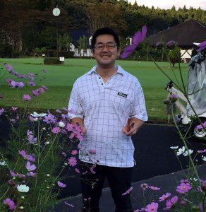 西荻窪一番あおば整骨院の笑顔高橋先生